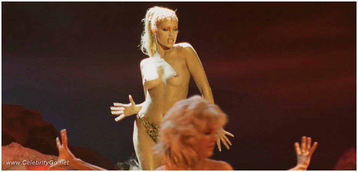 Elizabeth Berkley naked as showgirl  Redtube Free Public Porn