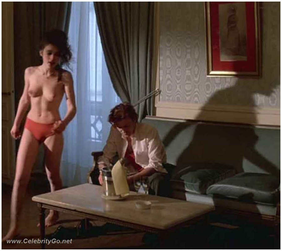 Something is. Maruschka detmers nude the