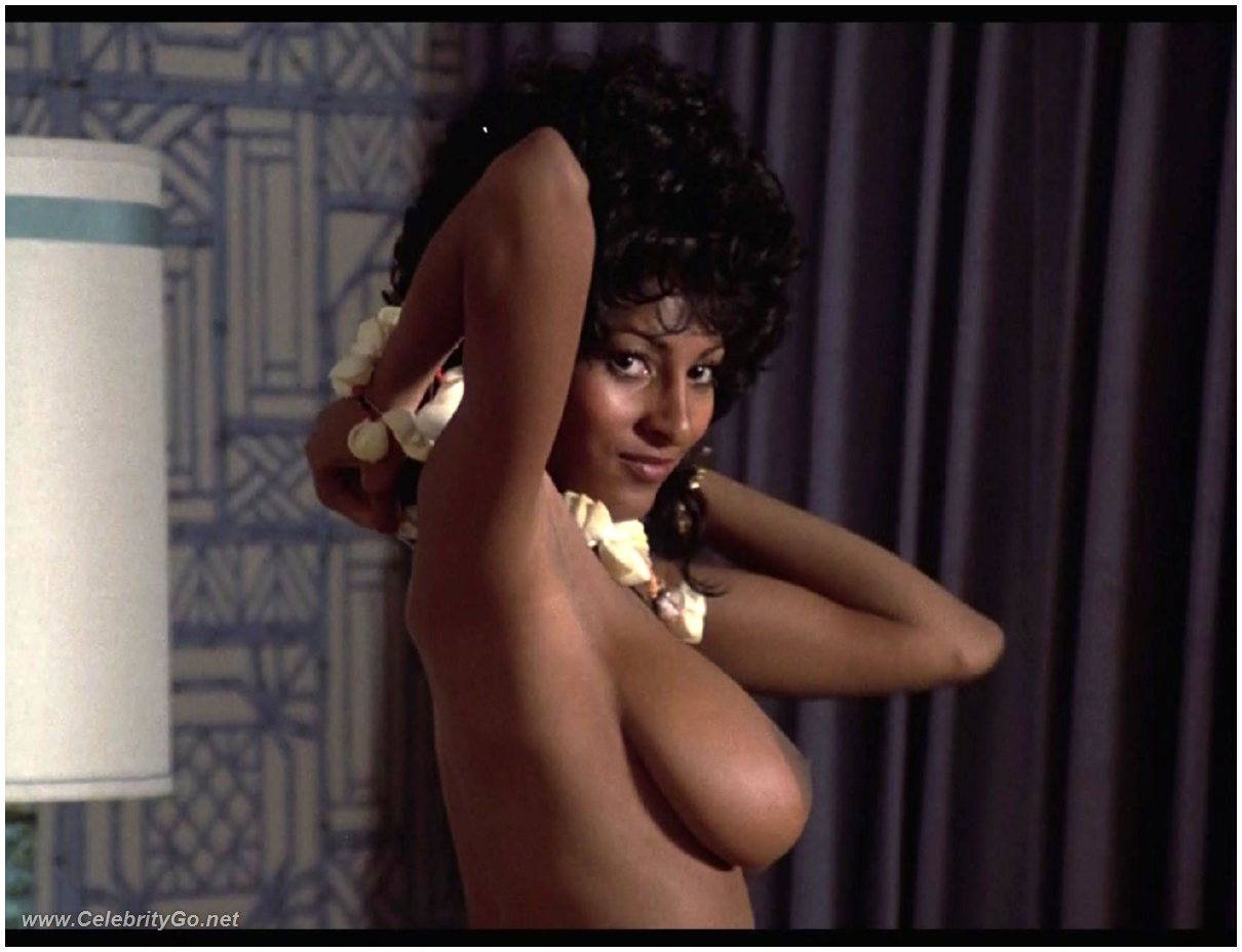 Cartoon pam grier nude