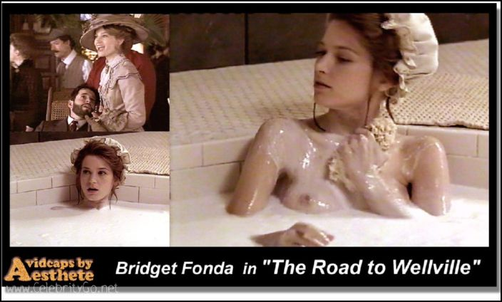 Bridget fonda nude fakes