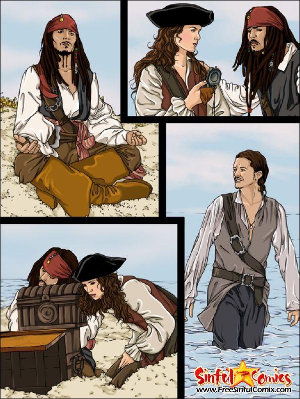 pirates xxx фото