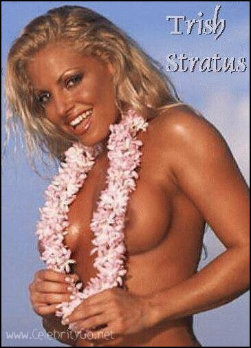 Images - Pictures Of Trish Stratus Naked
