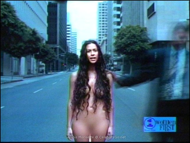 Final, sorry, Watch alanis morissette nude with you