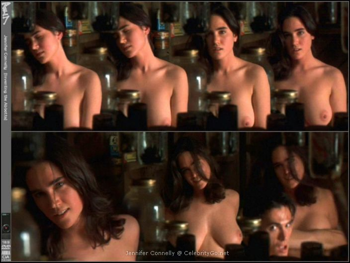 Talk this Jennifer connelly nude sex scenes have hit