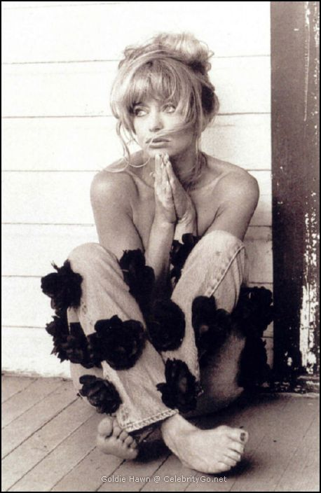 Free nude pic photo goldie hawn