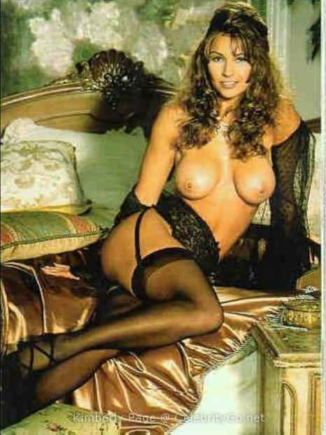Kimberly page nude good