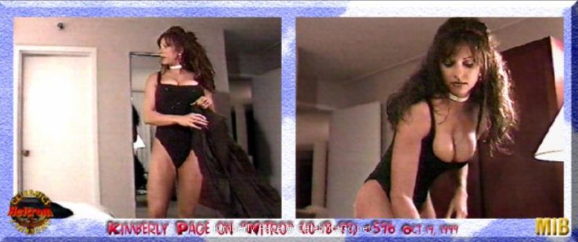 Photos kimberly page nude