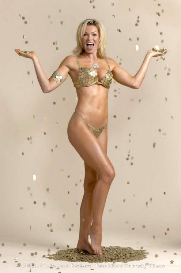 Nackt nell mcandrew Naked Celebrities