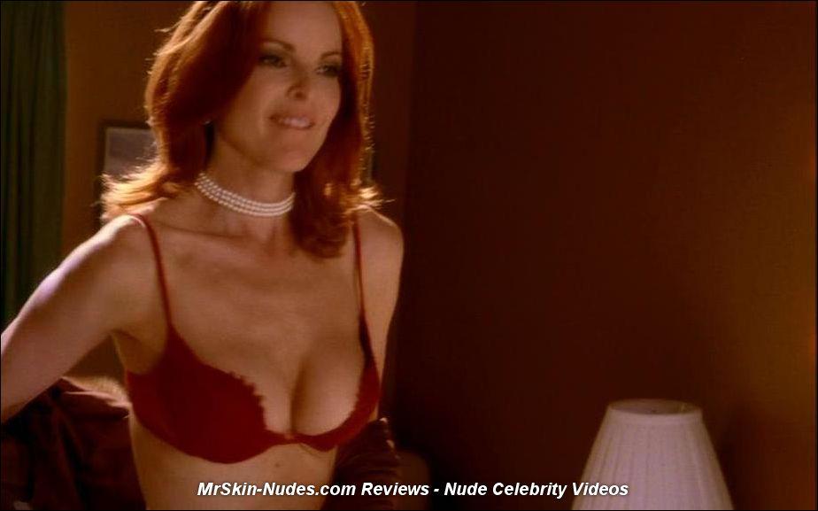 Nudes leaked marcia cross