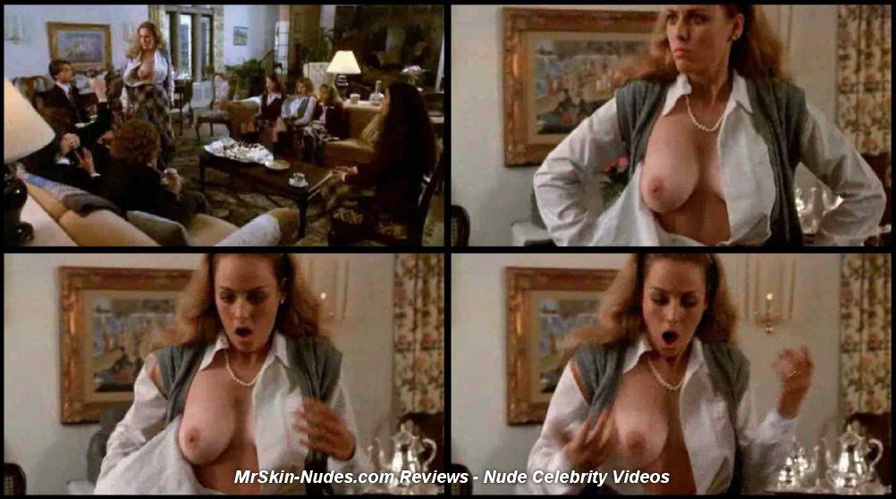 Virginia madsen nude scenes