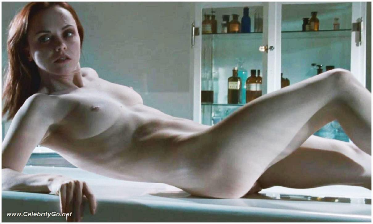christina ricci nude real