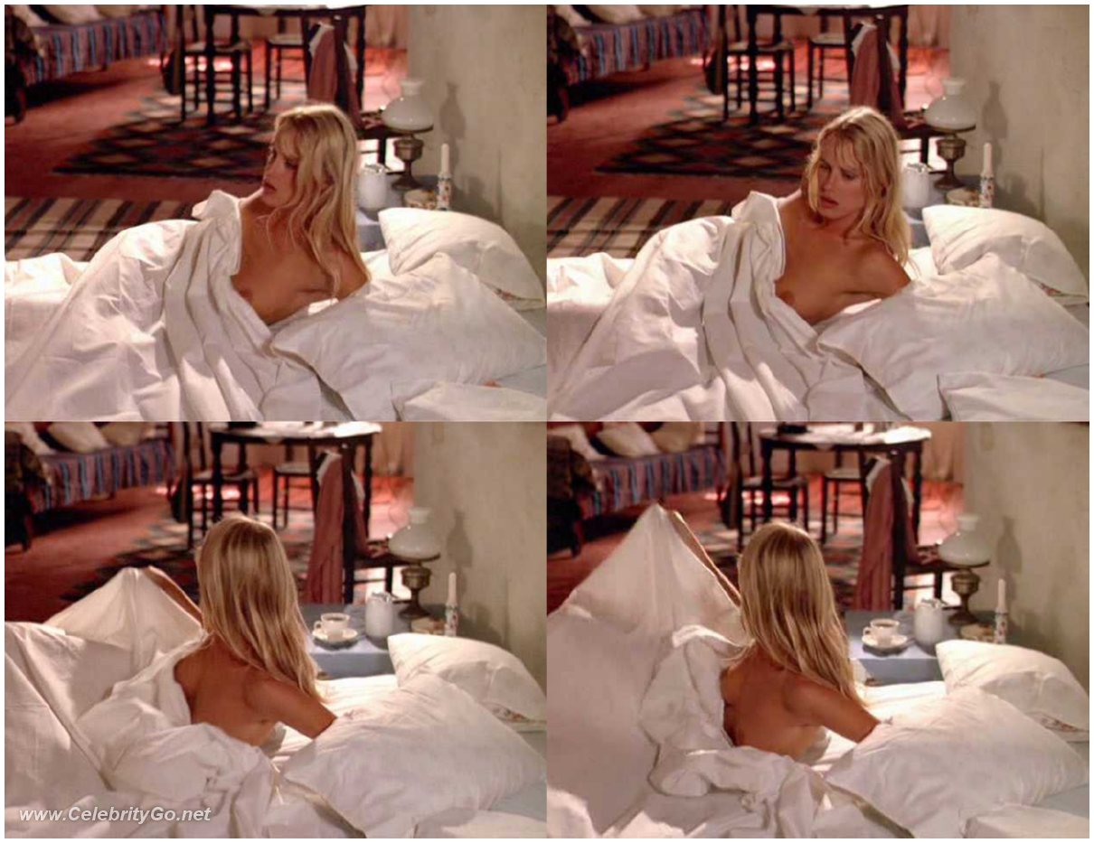 Pictures of daryl hannah nude has