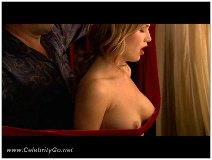 from Brooks danneel harris tits and pussy nude