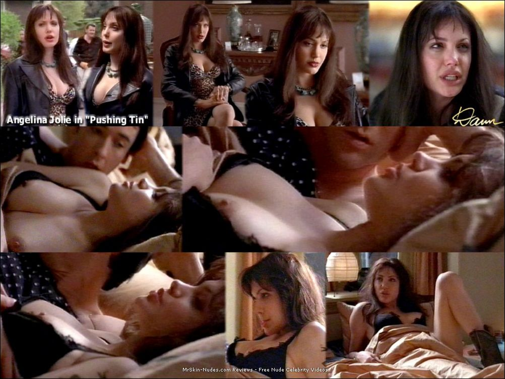 angelina jolie nude movie scene № 57037