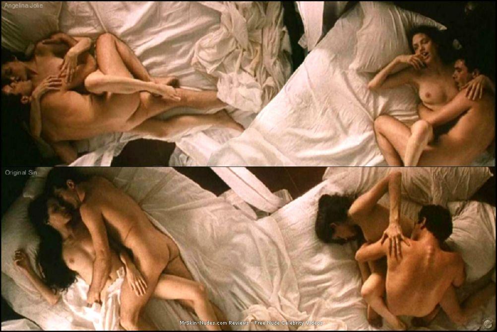 angelina jolie nude movie scene № 57045