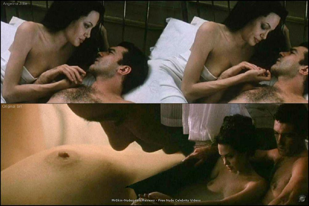 angelina jolie nude movie scene № 57075