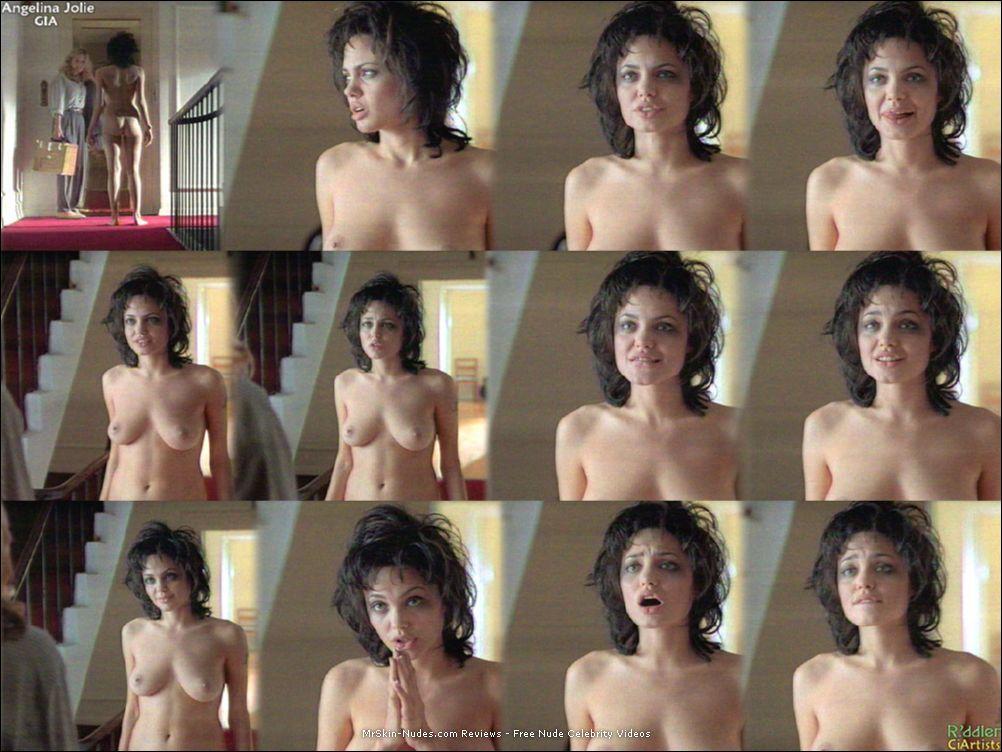 angelina jolie nude movie scene № 57057