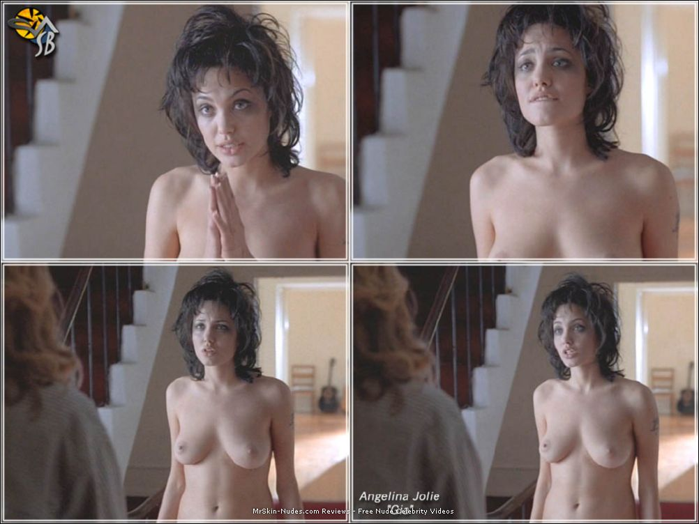 You tell Angelina jolie nude movie clips join