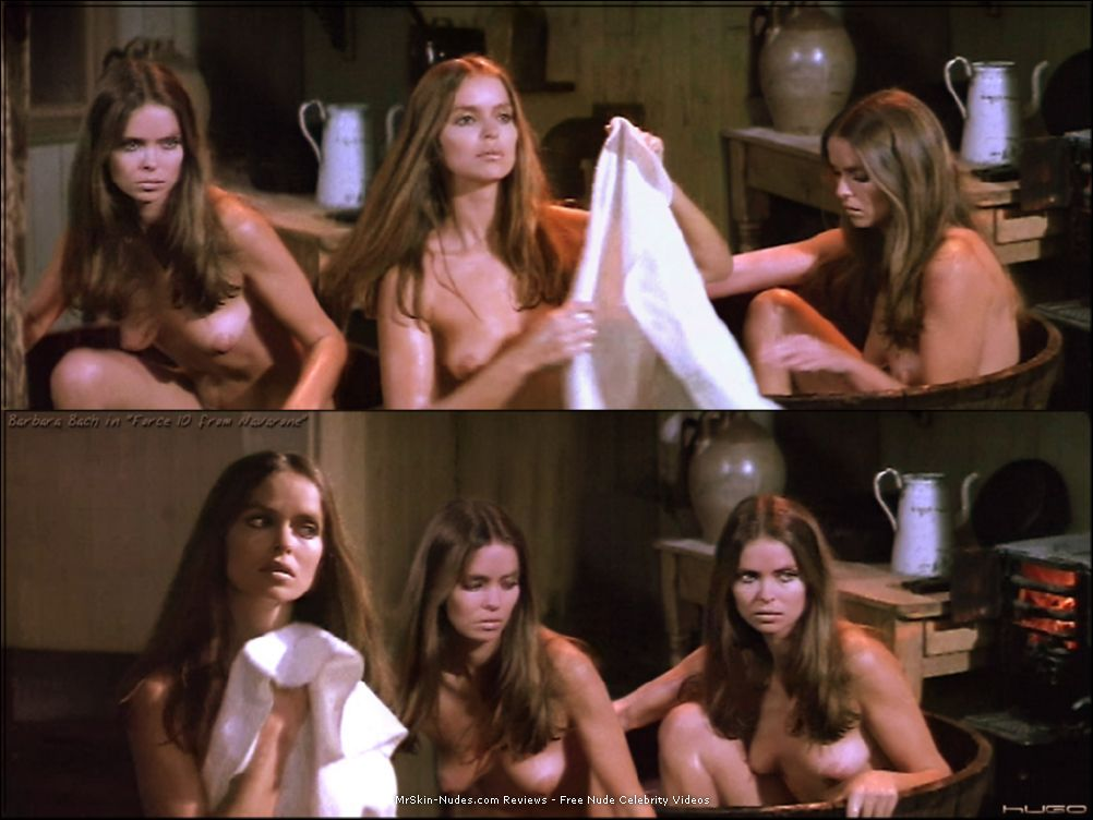 scene Barbara bach sex