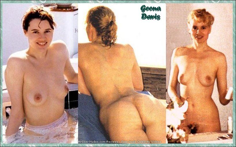 джина дэвис порно