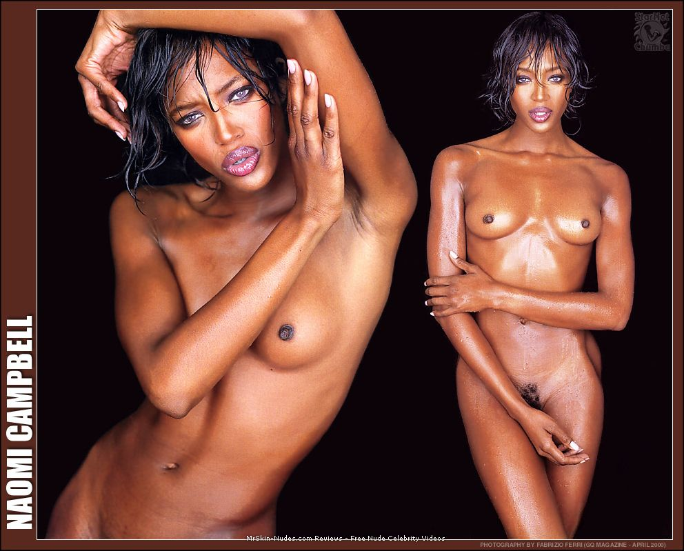 Consider, that Nude black female celebrities naked