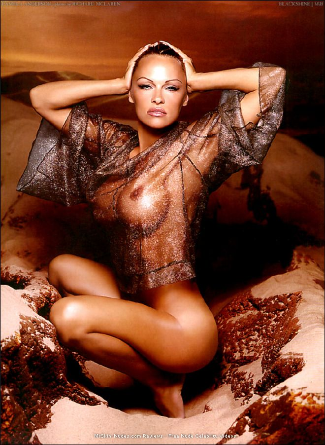 pamela anderson bare skin pictures