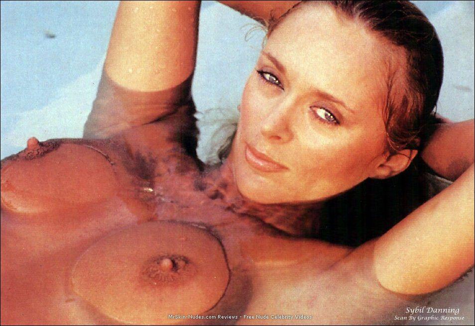 Entertaining sybil danning nude