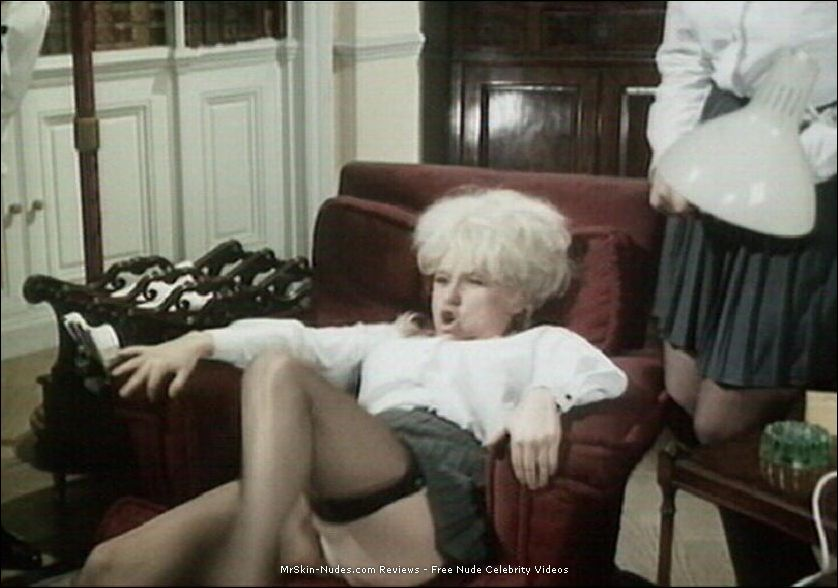 Celebrity Actress Barbara Windsor Various Nude Movie Scenes
