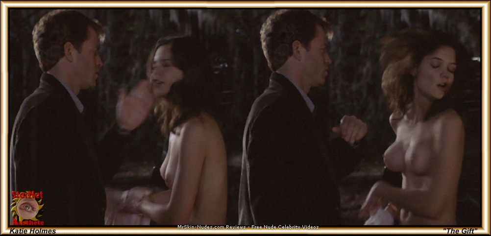 Katie holmes the gift nude scene All