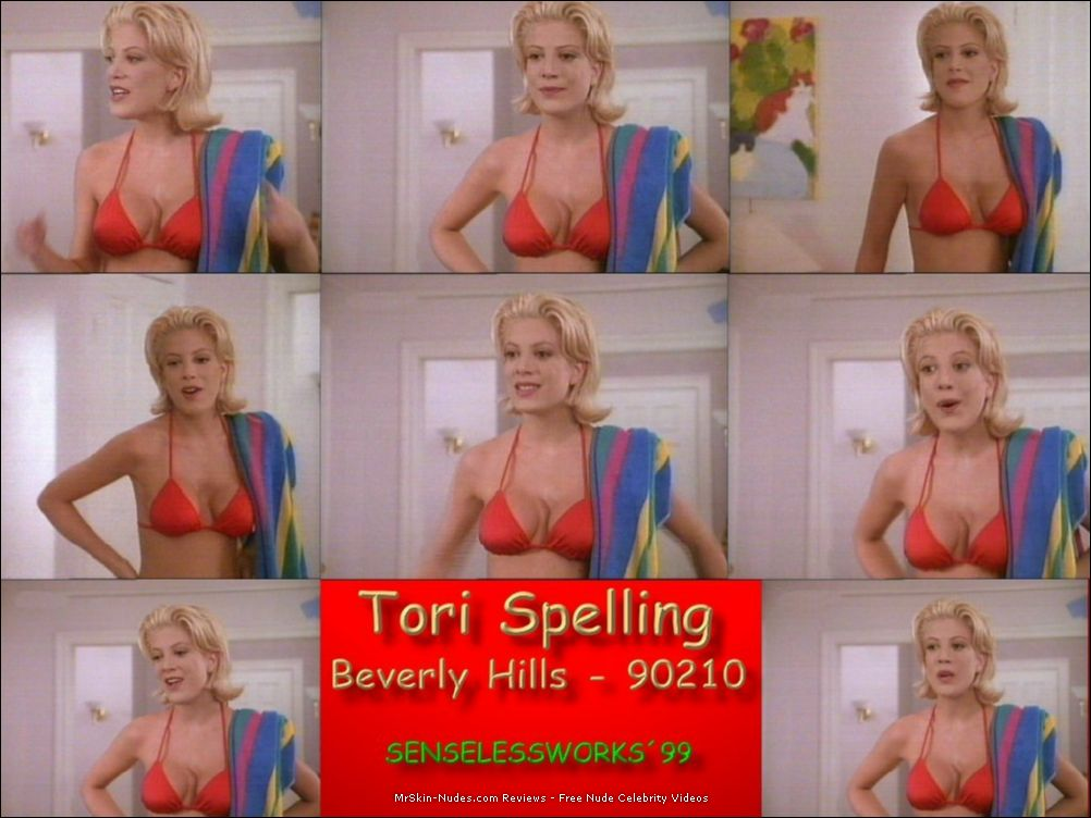 Charming Tori spelling nude sex think, that